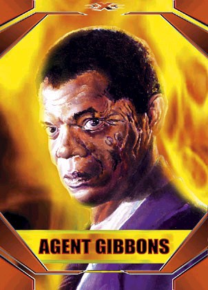 Agent Gibbons by David Guivant