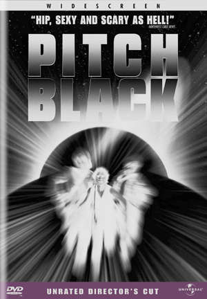 Pitch Black Special Edition DVD Poster